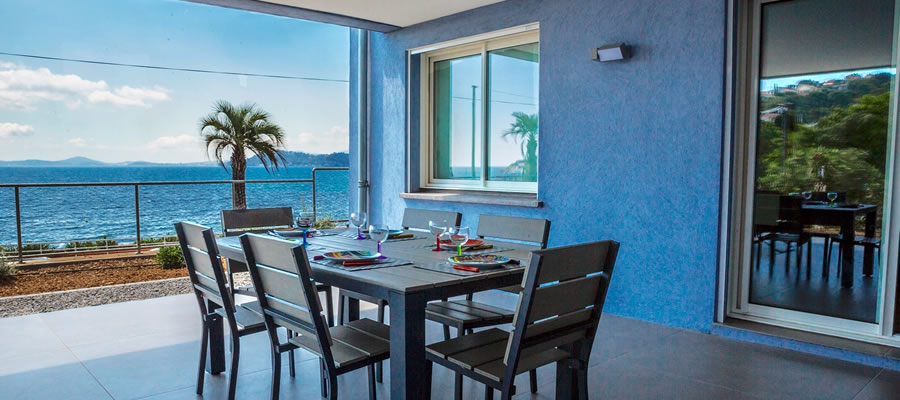 Var holiday rental Le Pradet